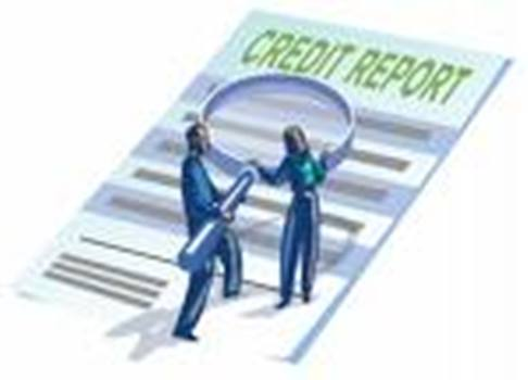 credit reporting. your credit report;
