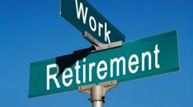 retirement and work intersection