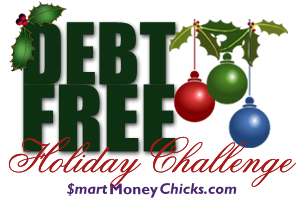 DFHC1 Take the Debt Free Holiday Challenge